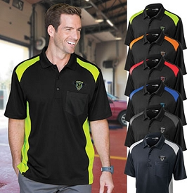 CornerStone® Snag-Proof Two Way Pocket Polo