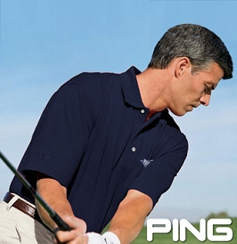 Ping Jersey Jacquard Sport Polo
