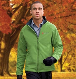 Berkeley Weather Resistant Soft Shell Jacket