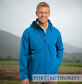 Port Authority® Reliant Hooded Jacket