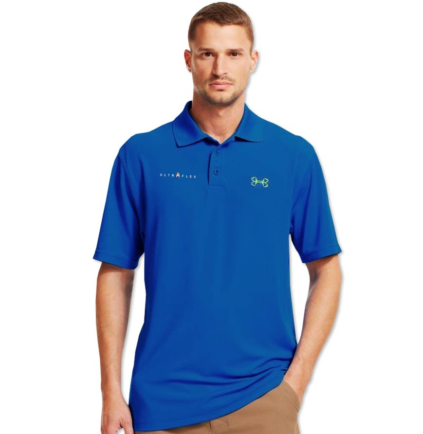 Under Armour Polo Embroidery