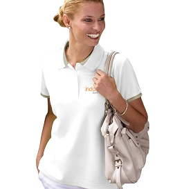 Ladies Performance Color Polo