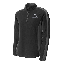North End Ladies Recycled Polyester Half-Zip
