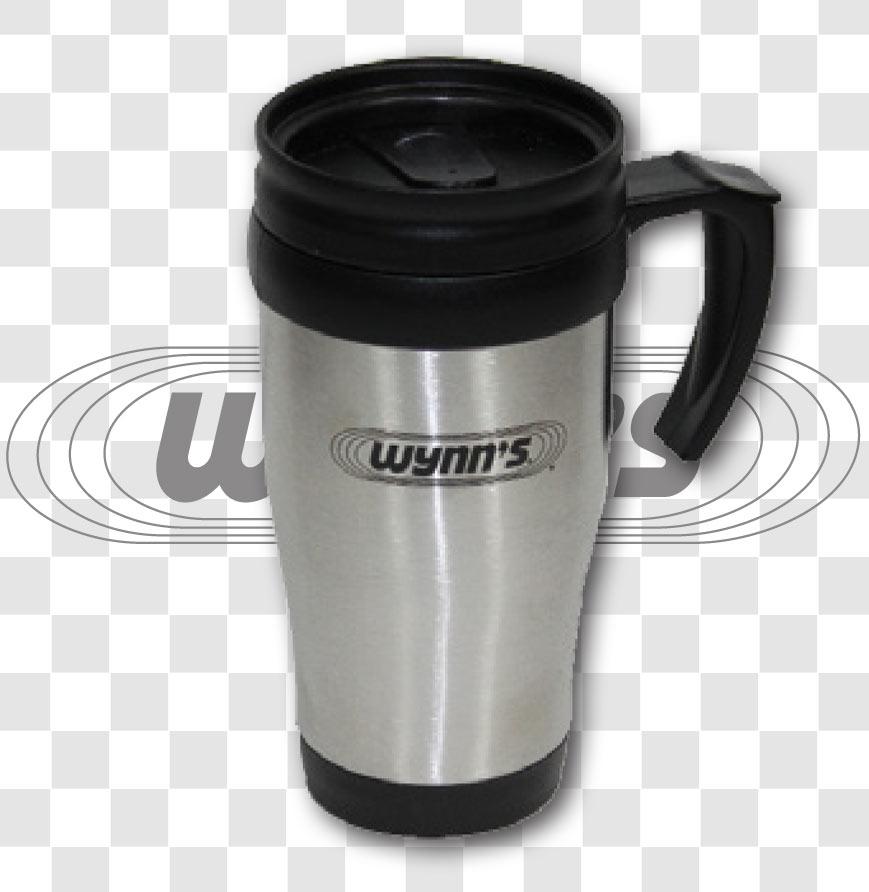 Wynn's Stainless Steel Mug